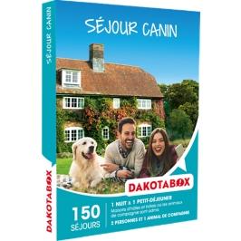 Dakotabox - SÉJOUR CANIN