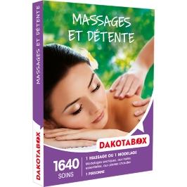 Dakotabox - MASSAGES ET DÉTENTE