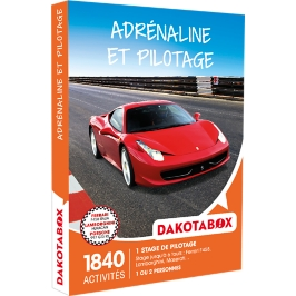 Dakotabox - ADRÉNALINE ET PILOTAGE