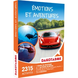 Dakotabox - ÉMOTIONS ET AVENTURES
