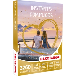 Dakotabox - INSTANTS COMPLICES