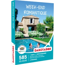 Dakotabox - WEEK-END ROMANTIQUE