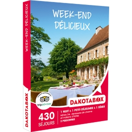 Dakotabox - WEEK END DÉLICIEUX