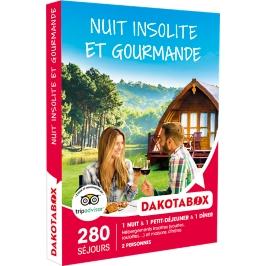 Dakotabox - NUIT INSOLITE ET GOURMANDE
