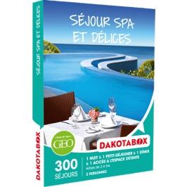 Dakotabox - SÉJOUR SPA ET DÉLICES