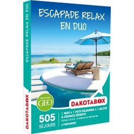 Dakotabox - ESCAPADE RELAX EN DUO