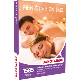 Dakotabox - BIEN-ÊTRE EN DUO