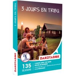 Dakotabox - 3 JOURS EN TRIBU