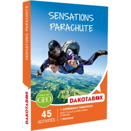 Dakotabox - SENSATIONS PARACHUTE