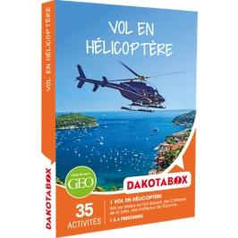 Dakotabox - VOL EN HÉLICOPTÈRE
