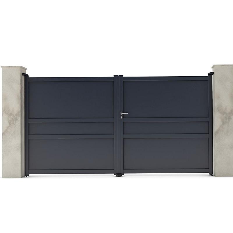 Portail LOISON L.3,50 x H.160 m