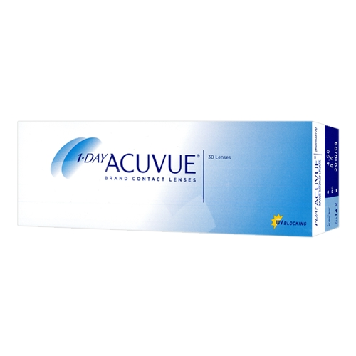 lentilles acuvue 1 day ?? 1 Day Acuvue 30