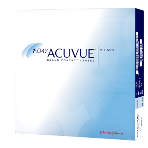 lentilles 1 day acuvue 90 ?? 1 Day Acuvue 90