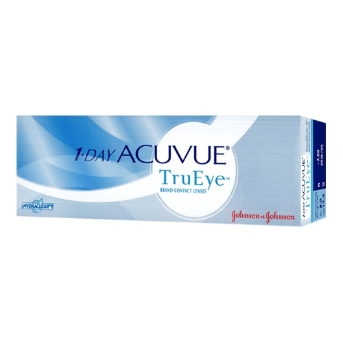 Lentille-de-contact-1-day-trueye-30-johnson-johnson-30-lentilles