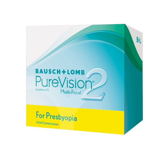 Lentilles PureVision 2 for Presbyopia ?? PureVision 2 for Presbyopia