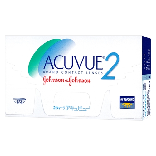 Lentilles Acuvue 2 ?? Acuvue 2