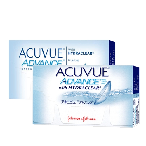 Lentille-de-contact-acuvue-advance-johnson-johnson-6-lentilles