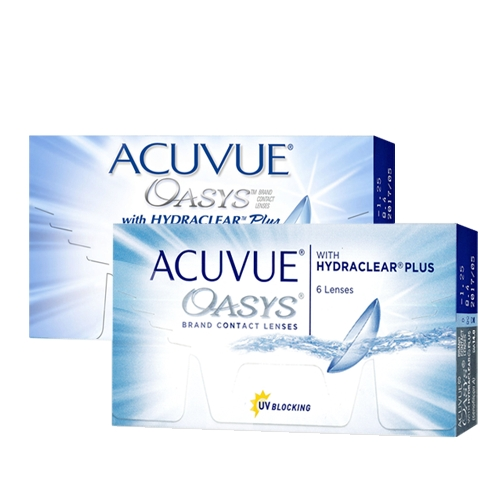 Lentilles Acuvue Oasys ?? Acuvue Oasys