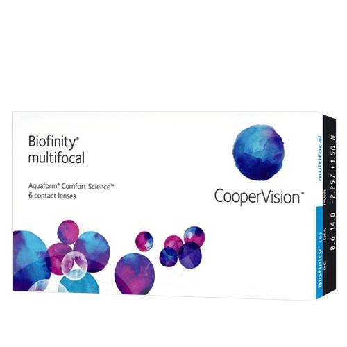 lentilles biofinity multifocal ?? Biofinity Multifocal