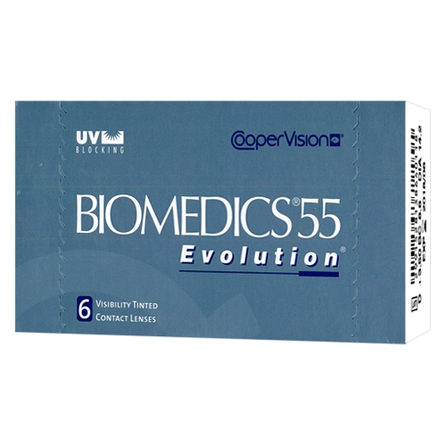 Lentilles Biomedics 55 Evolution ?? Biomedics 55 Evolution