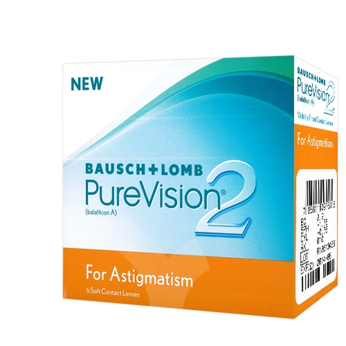 lentilles purevision 2hd for astigmatism ?? PureVision 2 HD for Astigmatism