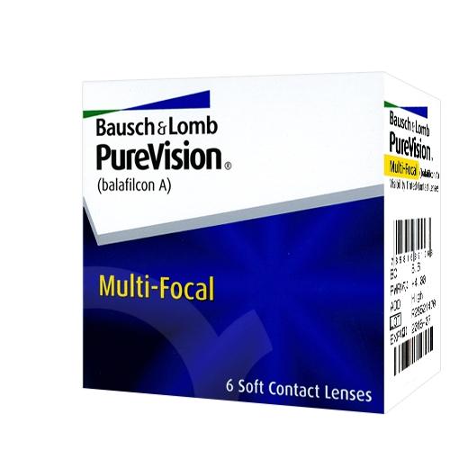 Lentilles PureVision MultiFocal ?? PureVision Multi-Focal