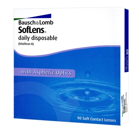 Lentille-de-contact-soflens-daily-disposable-bausch-lomb-90-lentilles