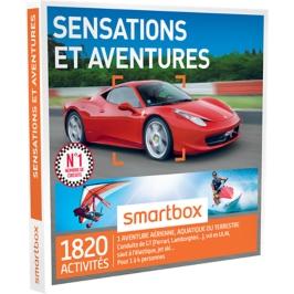 Smartbox - Sensations et aventures