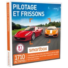 Smartbox - Pilotage et frissons