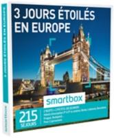02c88c2674d Smartbox - 3 jours étoilés en Europe