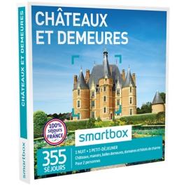 Smartbox - Châteaux et demeures