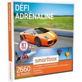 Smartbox - Défi Adrénaline