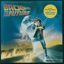 Back To The Future (Bof), CD