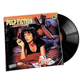 Pulp fiction (bof), Vinyle 33T