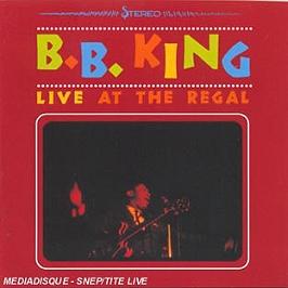 Live at the Regal, CD