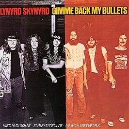 Gimme back my bullets, CD