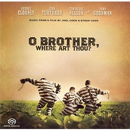 O'brother Where Are Thou ? (Bof), CD