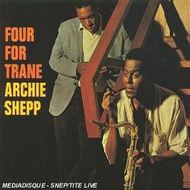 Four For Trane, CD
