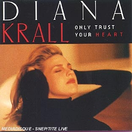 Only Trust Your Heart, CD