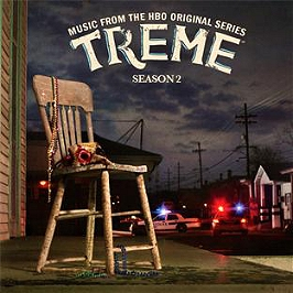 Treme : saison 2 (bof), CD
