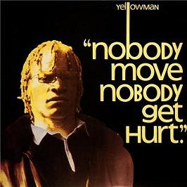 Nobody move nobody get hurt, CD