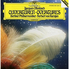 Ouvertures, CD