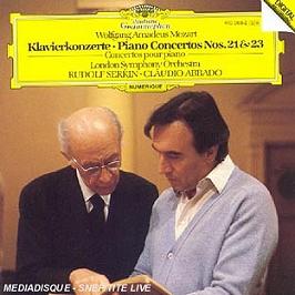 Concertos pour piano, CD
