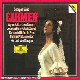 Carmen, CD