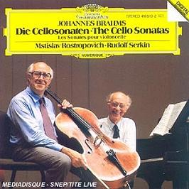 The cello sonatas, CD