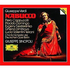 Nabucco (intégrale), CD