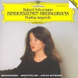Kinderszenen; Kreisleriana, CD