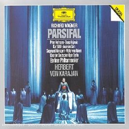 Parsifal, CD + Box
