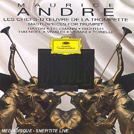 Concerto for trumpet and orchestra, CD