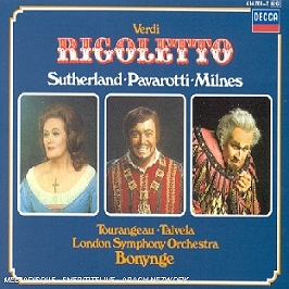 Rigoletto, CD
